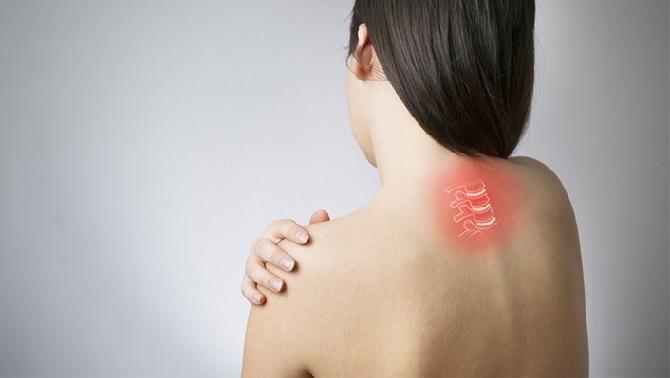 neck osteochondrosis massage)