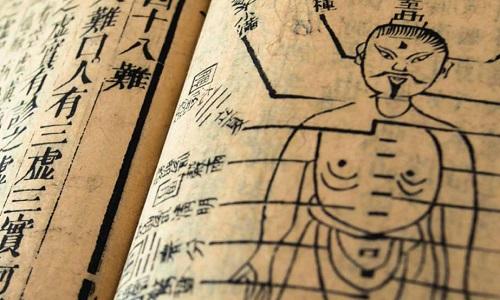 массаж в Древнем Китае