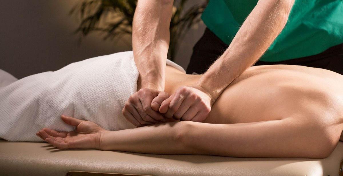 массаж после тренировки