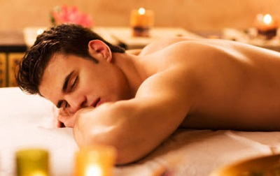 массаж расслабляющий